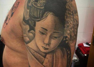 geisha-kuronekotattoo-bg